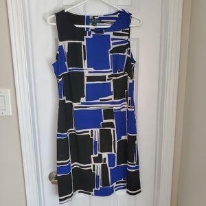 Lauren Ralph Lauren EUC Career Dress